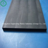 Monomer Cast high quality Nylatron GSM plastic sheet