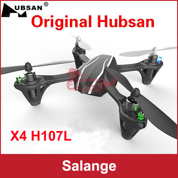 New Version Hubsan X4 H107L GYRO 2.4G 4CH 6-Axis Mini RC Helicopter Radio Control UFO Quadcopter Quad Copter RTF