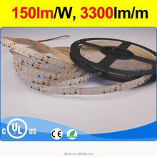 good quality and reasonable price 3323lm/W smd5630 led strip 12v