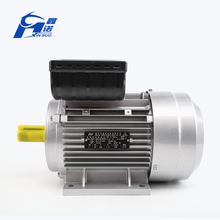 Best prices YL series 1.5hp single-phase capacitor asynchronous induction motor for air compressors