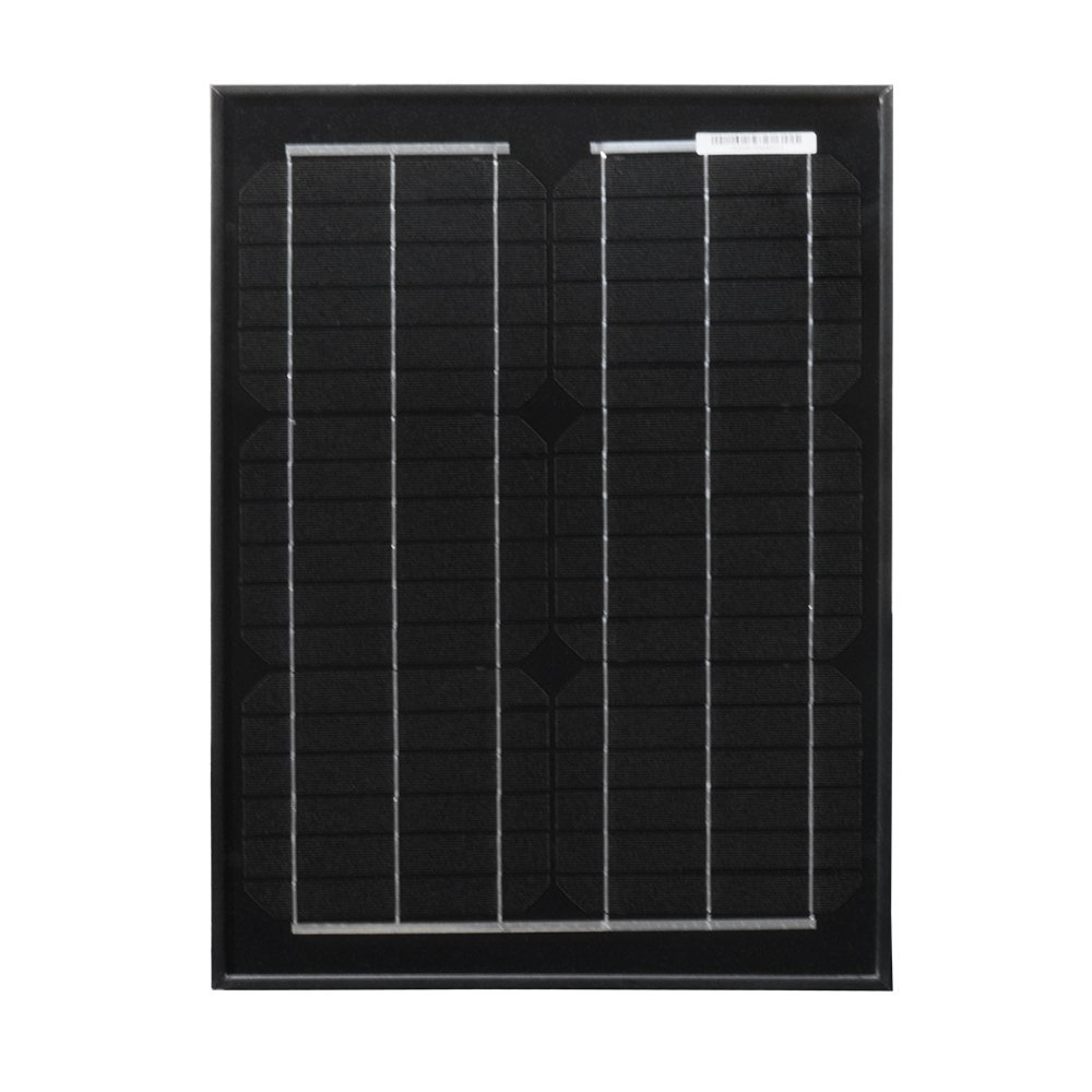 Factory thin film solar panel 20W Mono module passed EL test