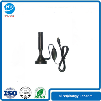 DVB-T magnetic Antenna with SMA connector for car