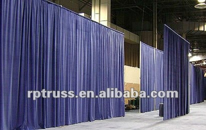 Back Wall and Exibition Booth Components