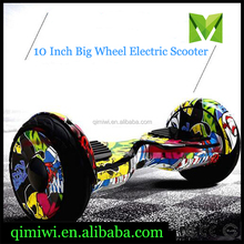 2017 big wheels remote control best electric skateboard off road scooter with CE certification