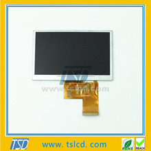 IPS panel 4.3'' lcd module with RTP touch panel