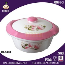 Plastic Casseroles Hot Pot