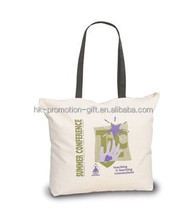 gold supplier create printing shopping bags, handmade canvas bag, nice reliable shopping bag