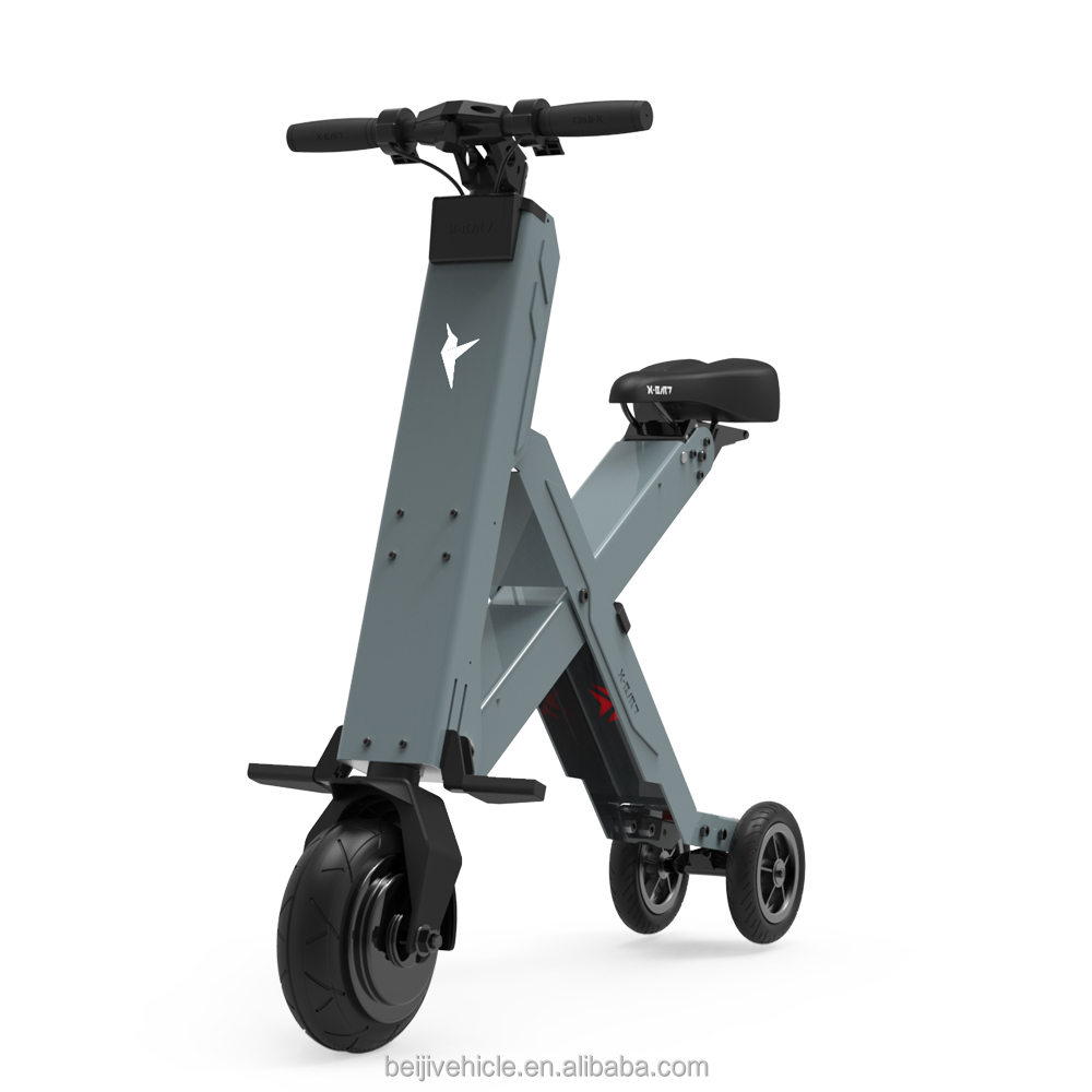 Ce approved electric foldable mobility scooter for adults for Motorized mobility scooter for adults
