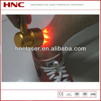 Rehabilitation for ankle low level laser therapeutic instrument