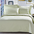 400TC 100% Egyptian Cotton Wedding Bed Sheet/Bed Linen/Bedding Set