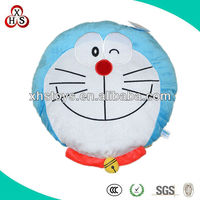 custom Lovely plush doraemon toys&doraemon cartoon toy