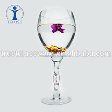 Trust Manufacturer Different Types Tall Giant Glass Flower Vases For Wholesale