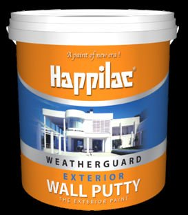 Happilac Exterior Wall Putty