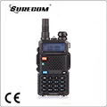 409SHOP FREE SAMPLE Waccom wuv5r dual band two way fm radio
