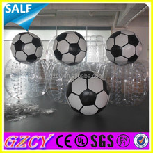 New sport!!! Fun bubble ball football/body bubble bumper ball for kids and adult