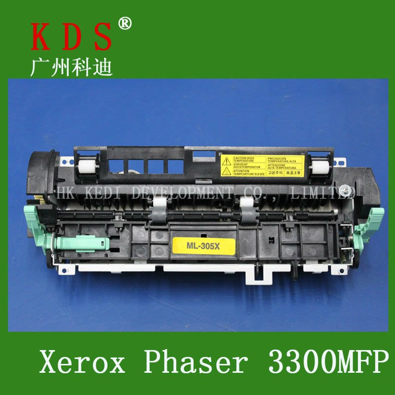 Printer spare Parts Fuser Assembly for Xerox Phaser 3300MFP LaserJet printer spares