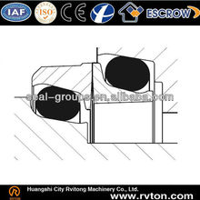 face seal mechanical seal drawing