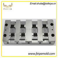 Custom high precision cnc grinding machine mould spare parts