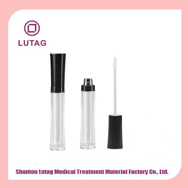8 ml custom lip gloss packaging cosmetic