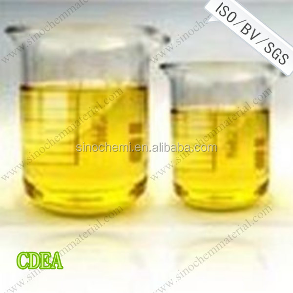 China ISO Manufacturer CDEA, Fatty Acid Alkanol Amide for Detergent Industry