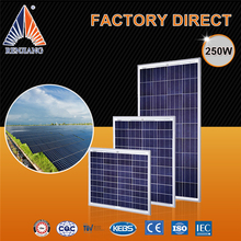 250 watt hot sale poly solar panels 30v Voltage with high efficiency