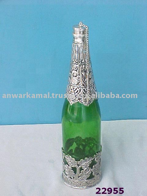 Glass Wine Bottle