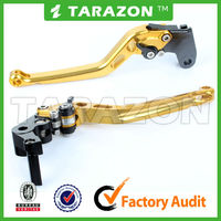 Motorcycle CNC adjustable hand brake clutch standard lever for sports bike RSV4/RSV4 FACTORY