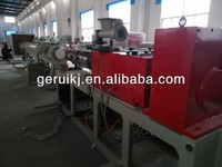 extrusion machine for PVC plumping pipe