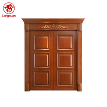 Indian house main gate designs made of china manufacturer interior door