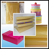 animal Jelly glue for bookbinding/hot melt glue gelatin