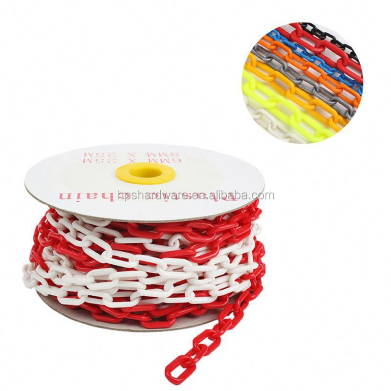 Plastic coated Sleeve Safety chain