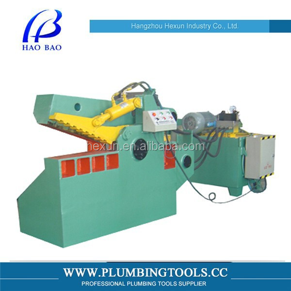 HXE-1200 Hydraulic Alligator Cutting Machine