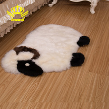 Soft Natural Sheepskins sheep Carpet Seat Rugs kids and baby room kitchen carpet