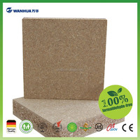 CARB NAF cheap melamine board on plywood for furniture