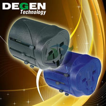 top quality travel plug adapter 220v surge protector