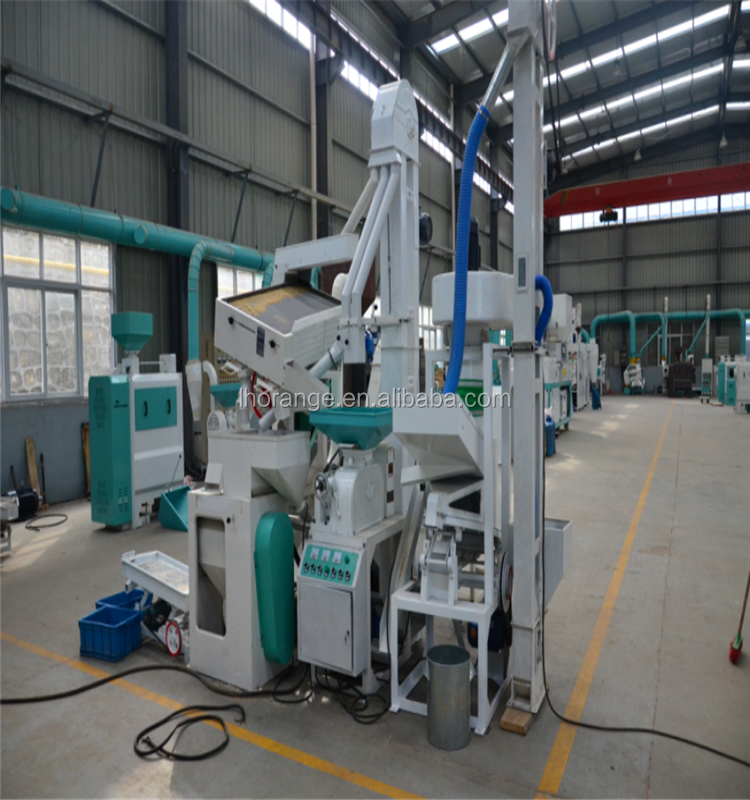 1 ton small complete rice milling machine price / mini rice mill machine price