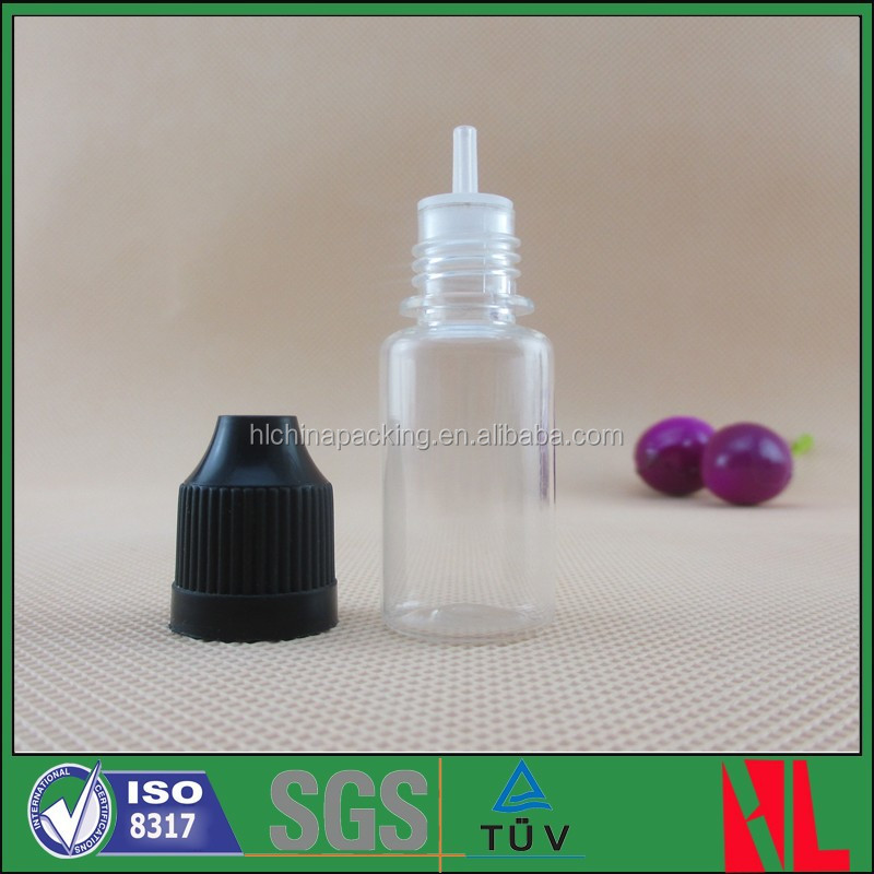 10ml PET Eye Dropper/ E-liquid Dropper Bottle Free Sample To Test