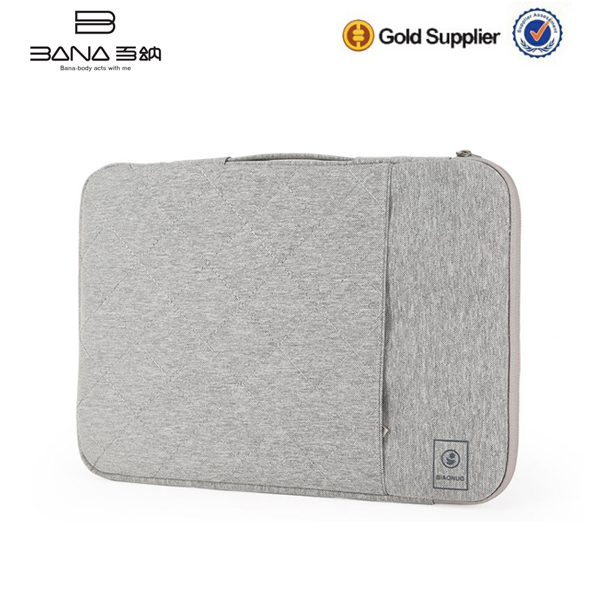 Fashion Portable Cool Waterproof Decorative Blank Laptop Sleeve Case
