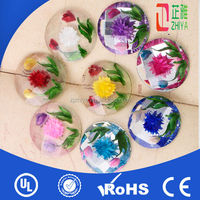rhinestone accessory dried flowers for resin