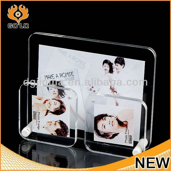 fashional acrylic/plexiglass photo frame,advanced design systems digital photo frame,beautiful photo frame picture album
