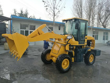 Quick Hitch ZL16F Small Wheel Loader