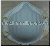Chemical disposable customized FFP1 maks