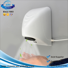 (8619) Small automatic heavy calibre warm braw sensor flash drying hand dryer for household use