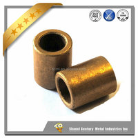 Copper bronze Fabrication and cast bushing