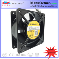 low noise 240V AC fan for electric engine QF12038HB2 electric wind turbine cooling fan