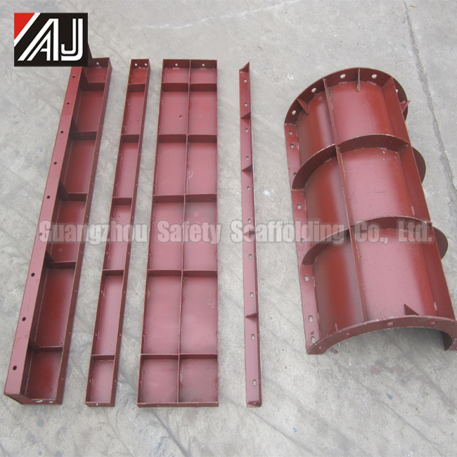 Q235 Rustless Strong Steel icf Insulated Concrete Forms For Sale