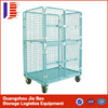 Industrial Transportation Moving Roller Container Wire