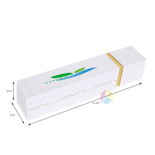 white rectangle gift elegant packaging boxes wine
