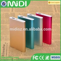 High quality and large capacity power bank 10000mah wholesale