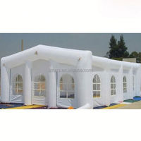 inflatable arch tent , LZ-E666 inflatable dome event tent